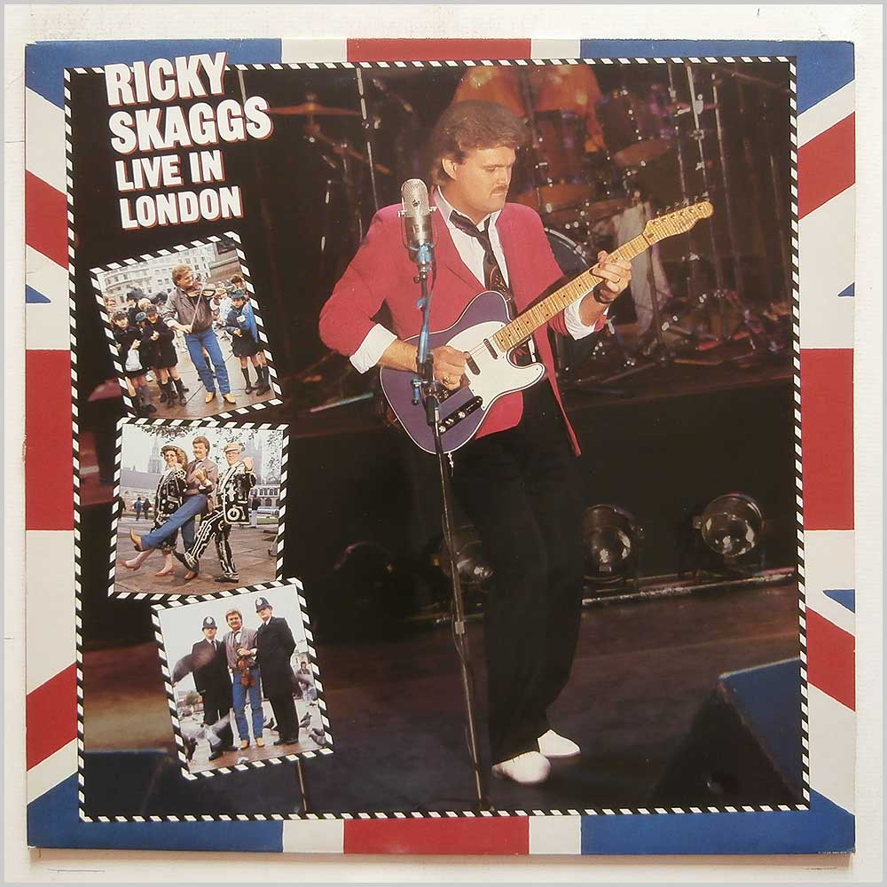 Ricky Skaggs - Live in London (EPC 26618)