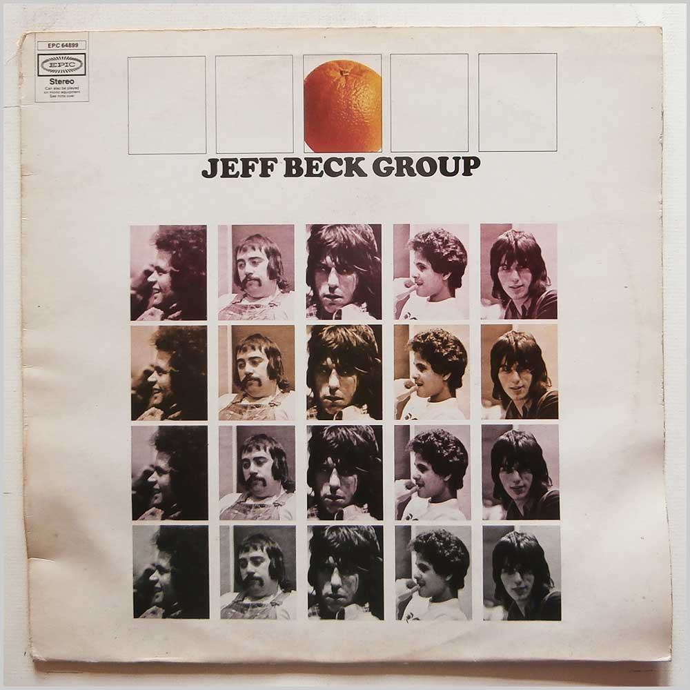 Jeff Beck Group - Jeff Beck Group (EPC 64899)
