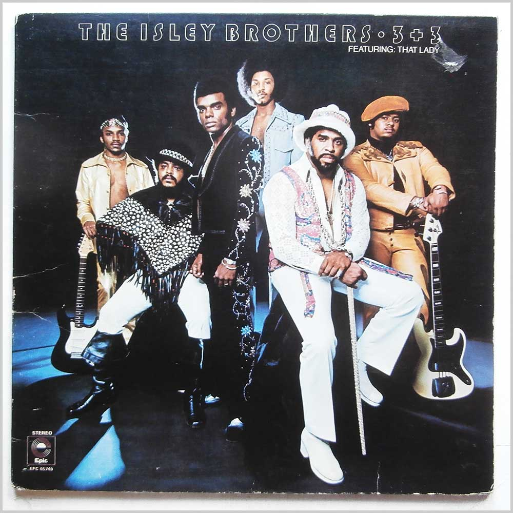 the isley brothers 3+3 featuring: that lady