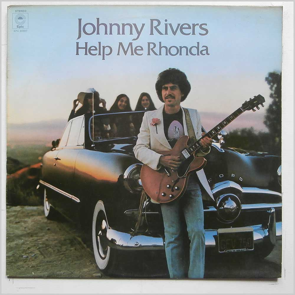 Johnny Rivers - Help Me Rhonda (EPC 80987)