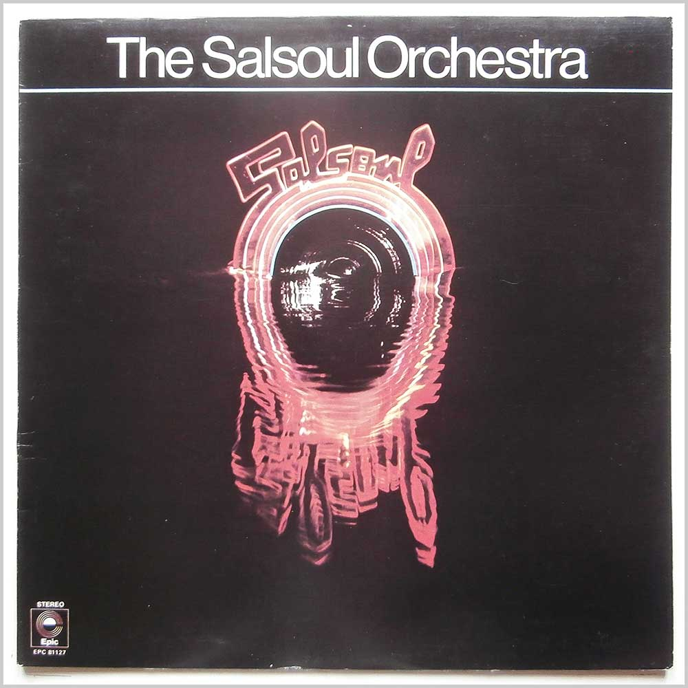 The Salsoul Orchestra - Salsoul Orchestra (EPC 81127)