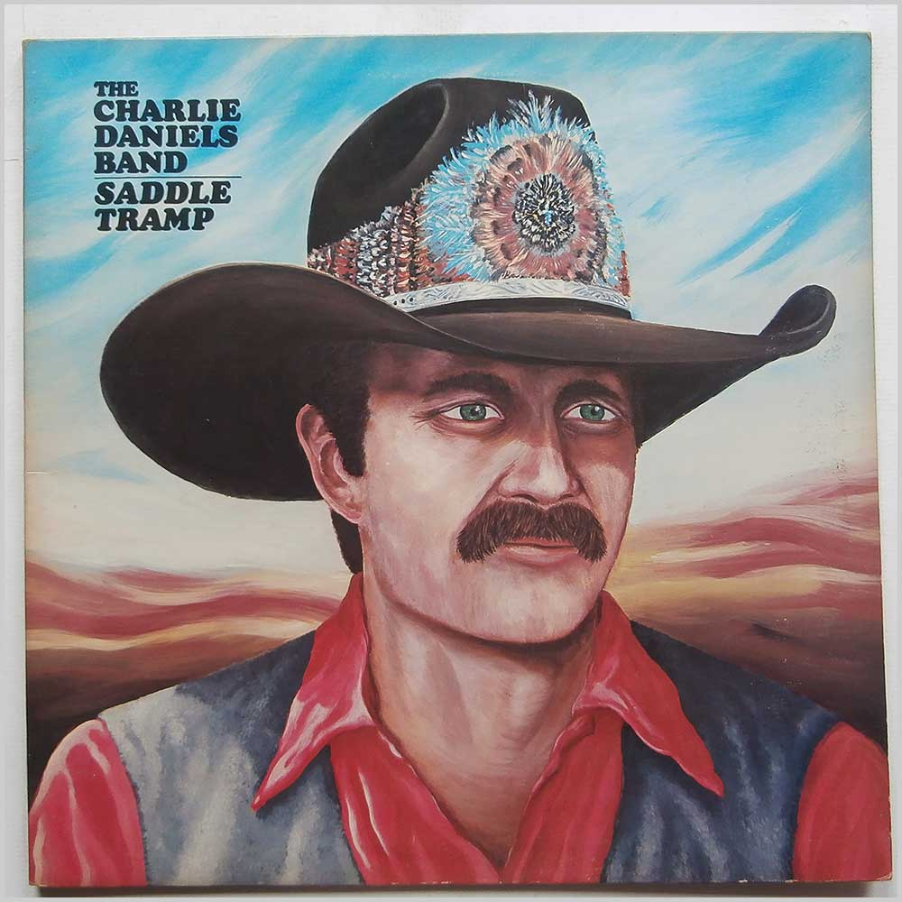 The Charlie Daniels Band - Saddle Tramp (EPC 81335)