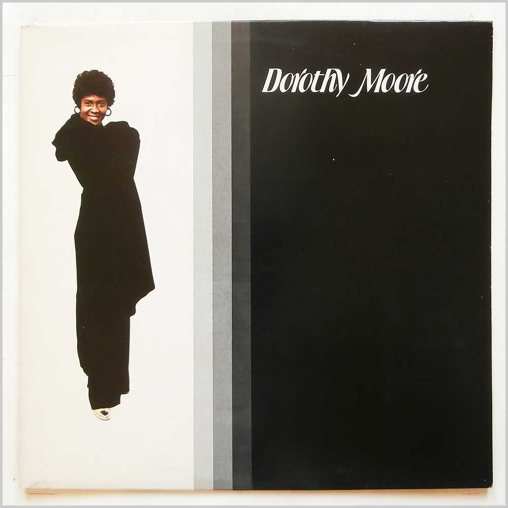 Dorothy Moore - Dorothy Moore - rare music LP records for sale