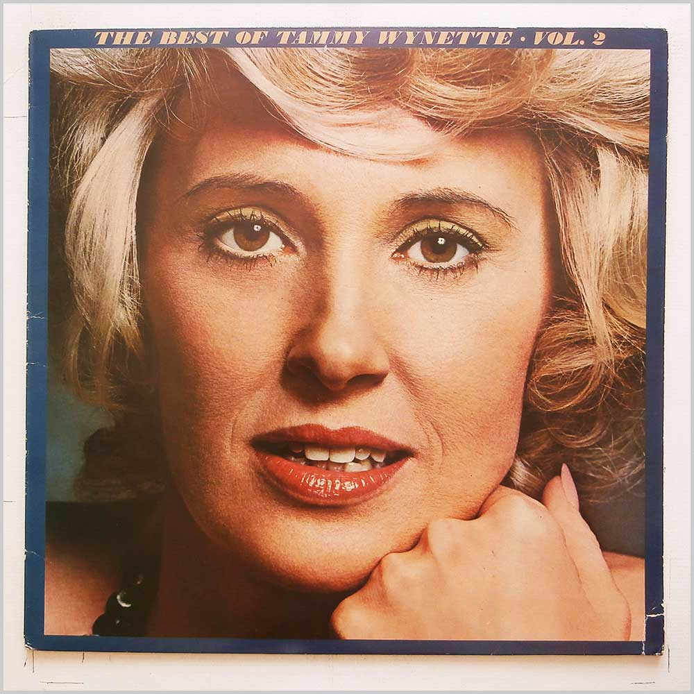Tammy Wynette - The Best Of Tammy Wynette Vol.2 (EPC 83214)