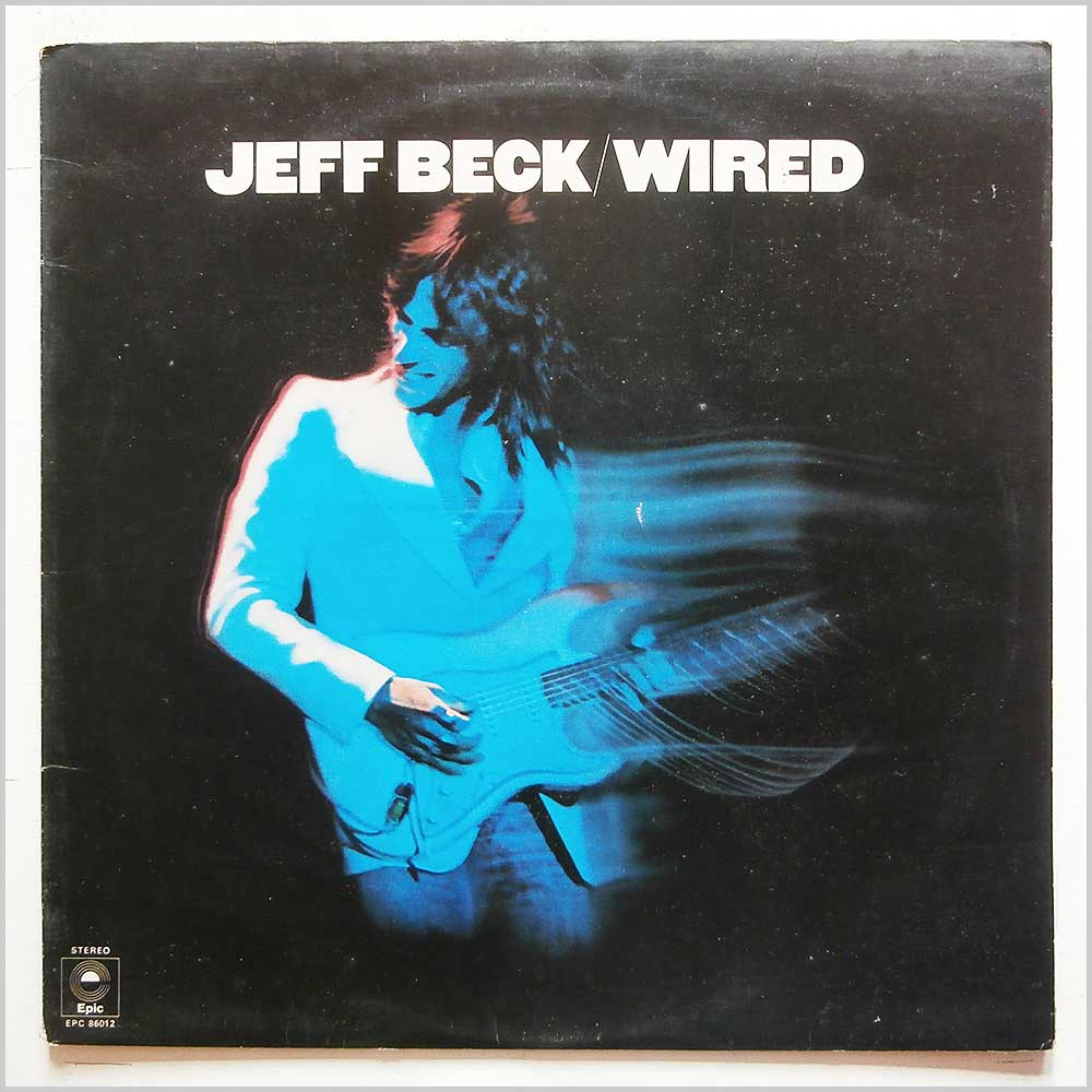 Jeff Beck Group - Wired (EPC 86012)