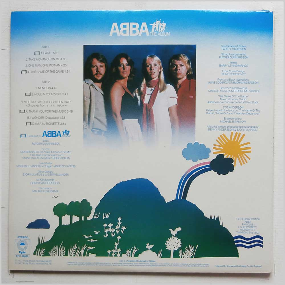 ABBA - The Album (EPC 86052)