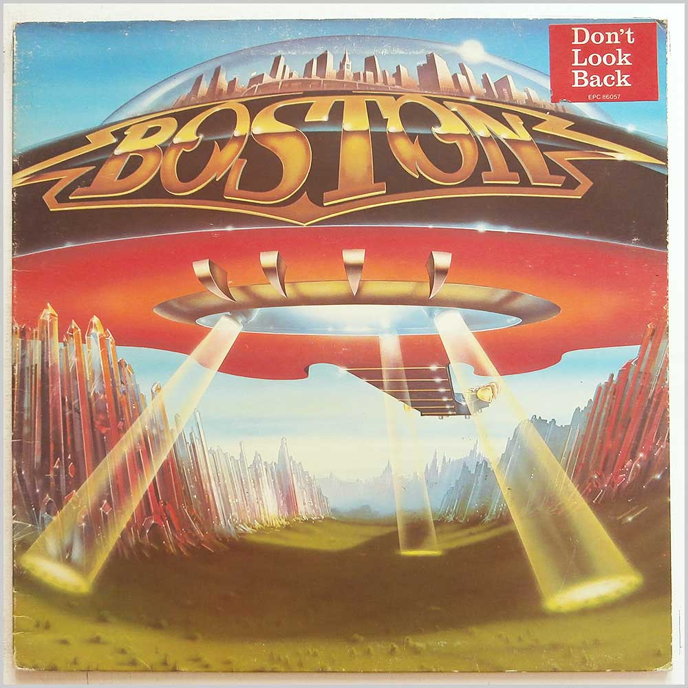 Boston - Don't Look Back (EPC 86057)