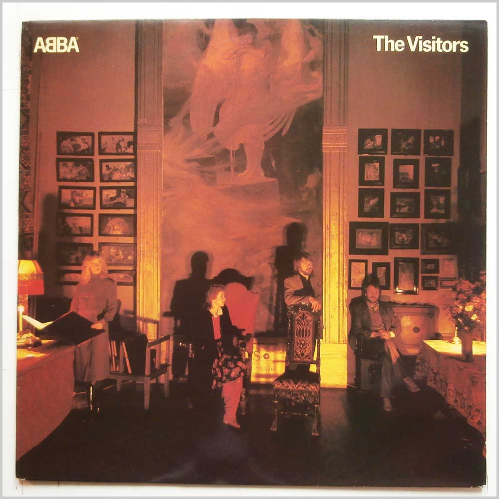 Abba - The Visitors (EPIC 10032)