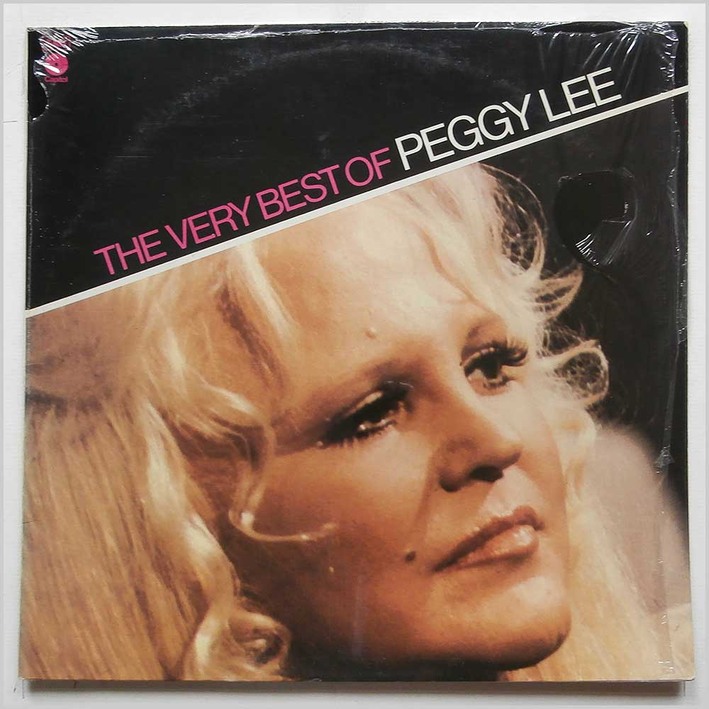 Peggy Lee - The Very Best Of Peggy Lee (E-ST 23168)