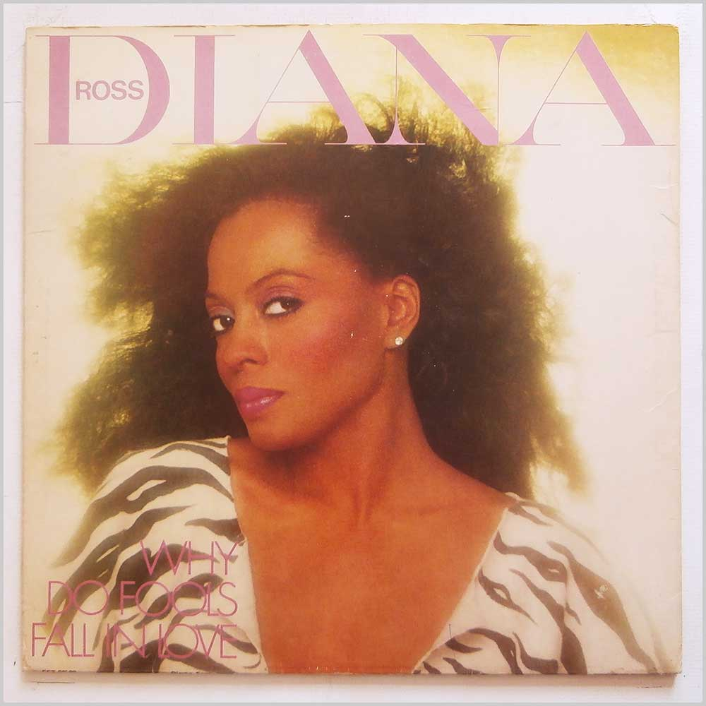 Diana Ross - Why Do Fools Fall in Love (EST 26733)