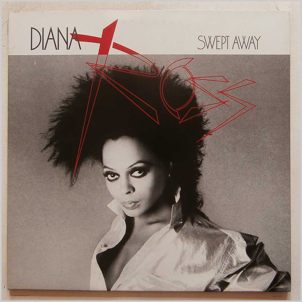Diana Ross - Swept Away (FA 3200)