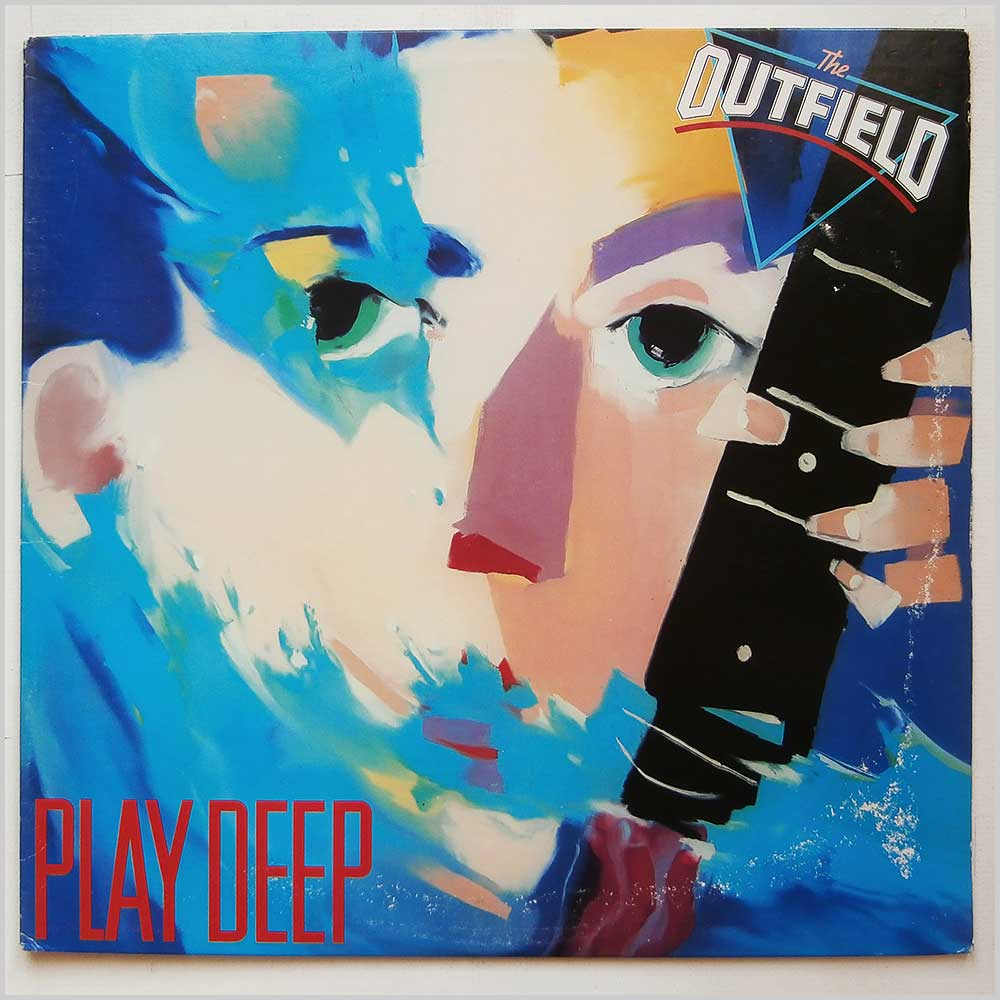 The Outfield - Play Deep (FC 40027)