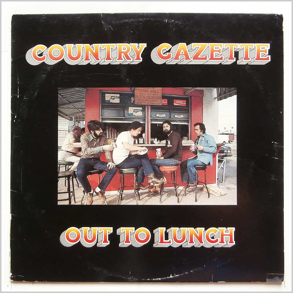 Country Gazette - Out To Lunch (FF027)