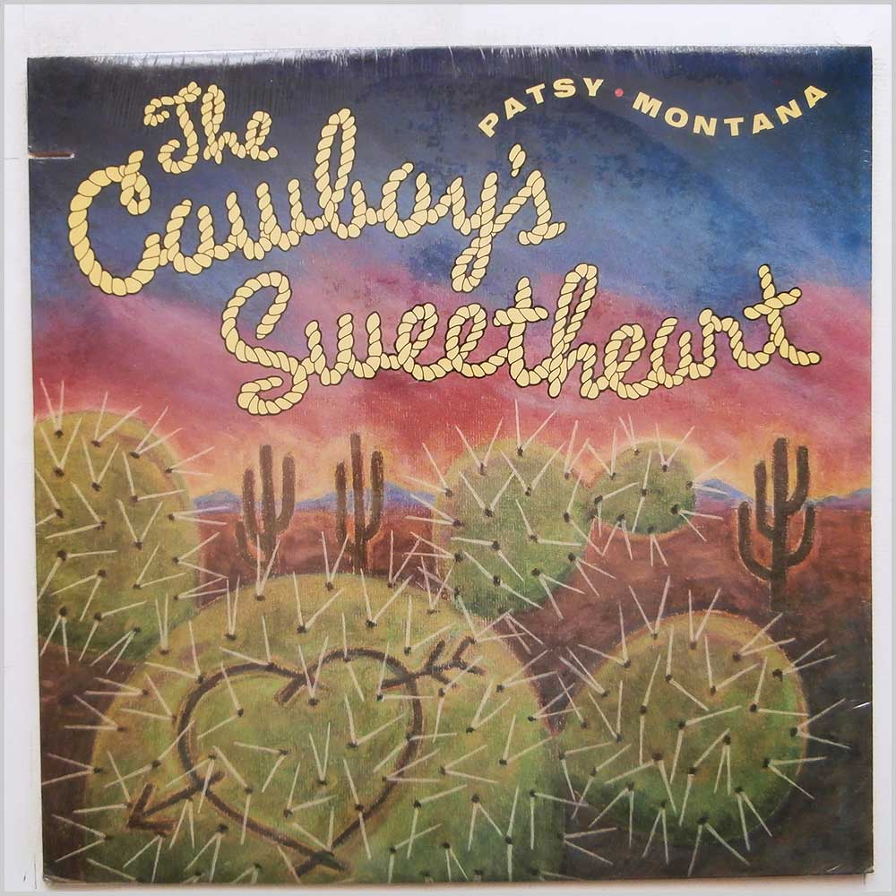 Patsy Montana - The Cowboy's Sweetheart (FF 459)