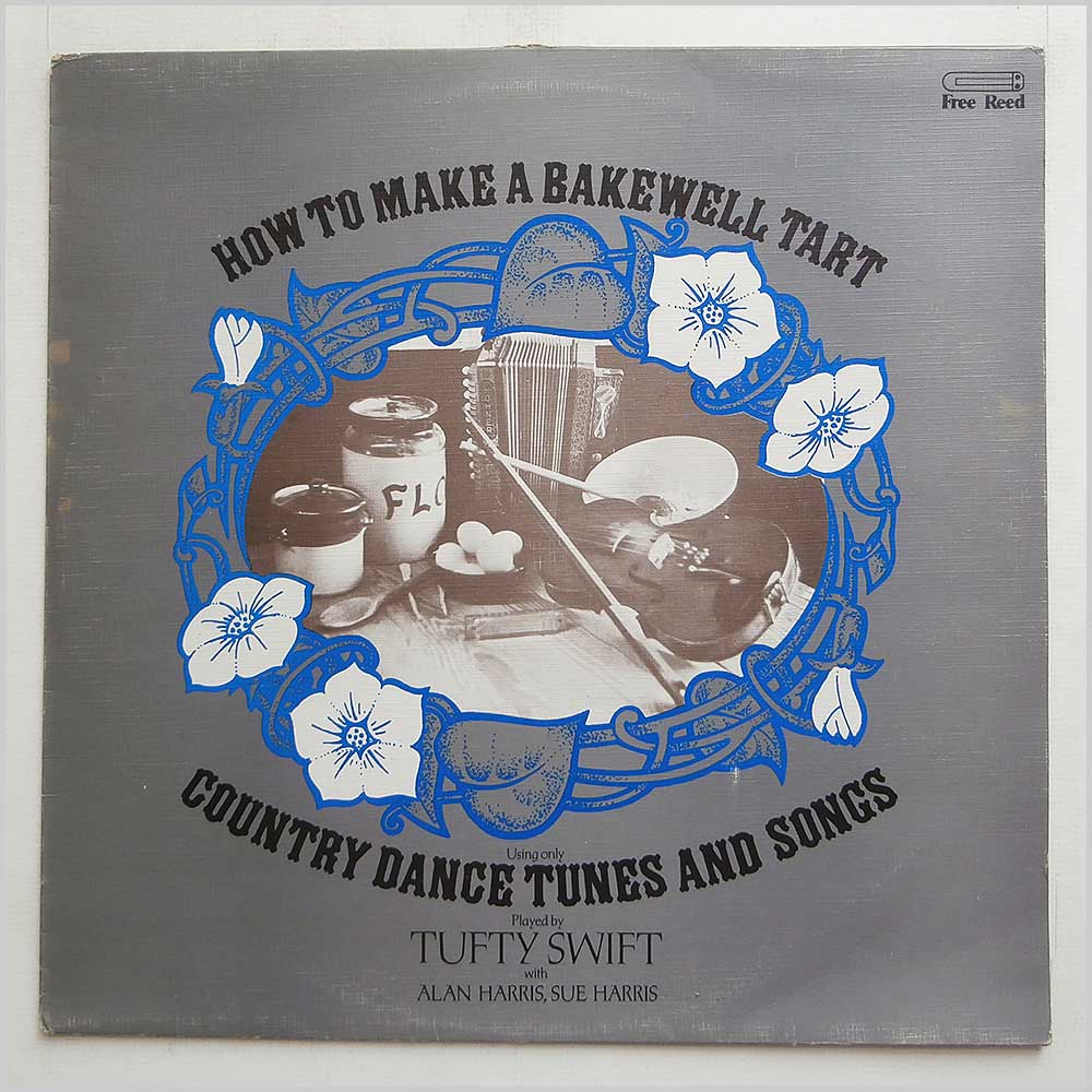 Tufty Swift - How To Make A Bakewell Tart (FFR 017)