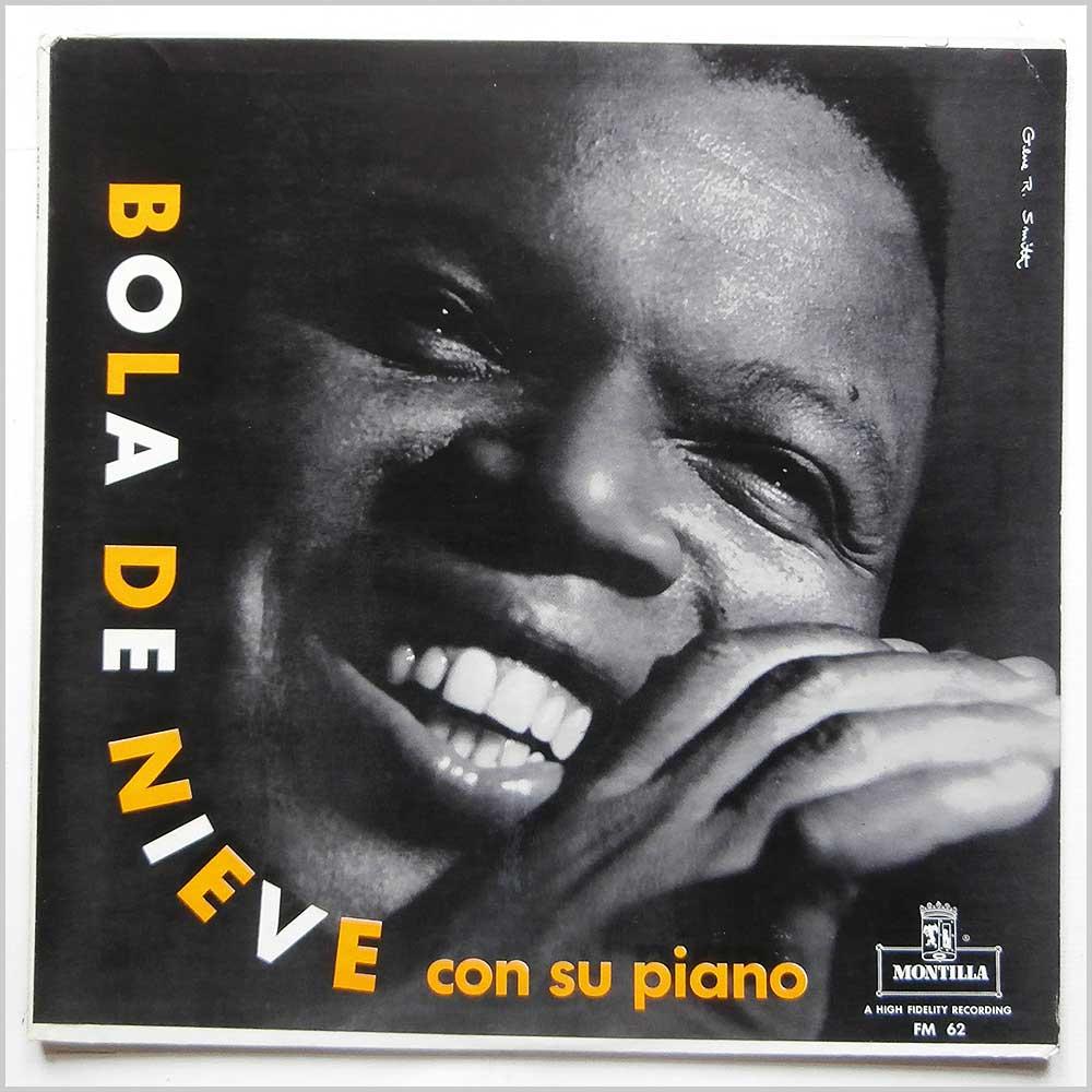 BOLA DE NIEVE - Bola De Nieve Con Su Piano - 33T