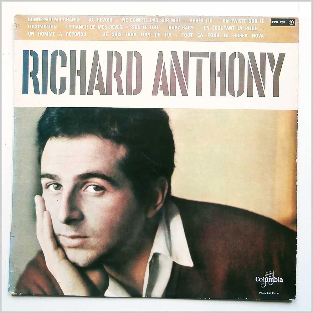 Richard Anthony - En Aranjuez Con Tu Amor