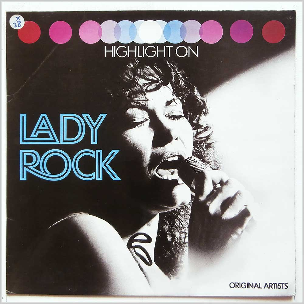 Various - Lady Rock (FRO624)