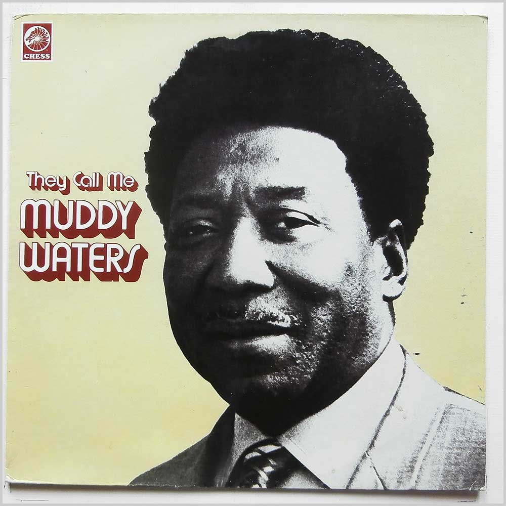 Muddy Waters - They Call Me Muddy Waters (GCH 8109)