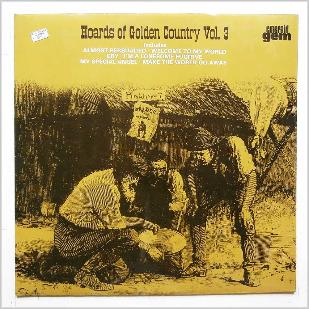 Various - Hoards Of Golden Country Vol. 3 (GES 1100)