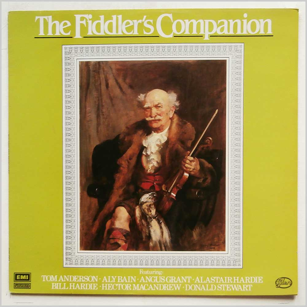 Various - The Fiddler's Companion (GLN 1023)