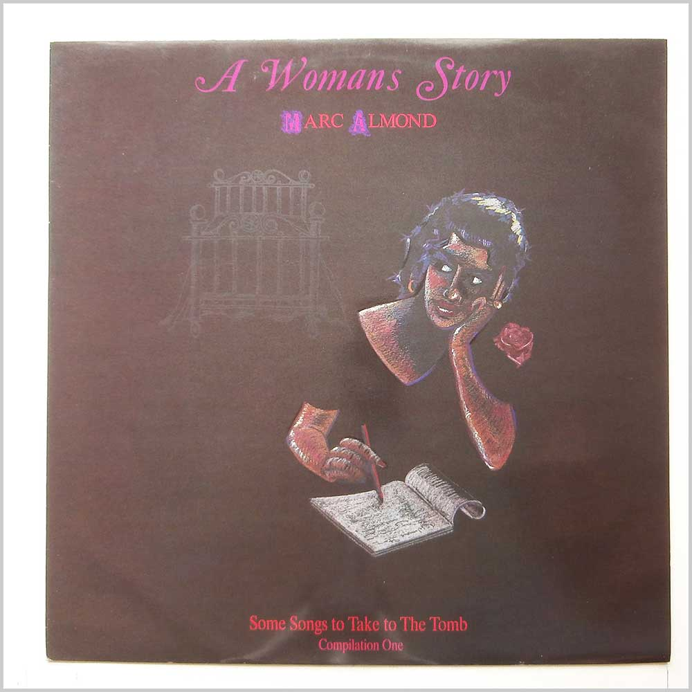 Marc Almond - A Woman's Story: Some Songs To Take To The Tomb, Compilation One (GLOW 2-12)