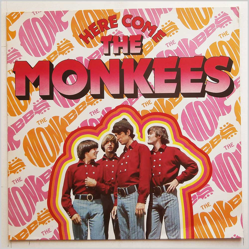 The Monkees - Here Come The Monkees (GSIX-A-12-117)