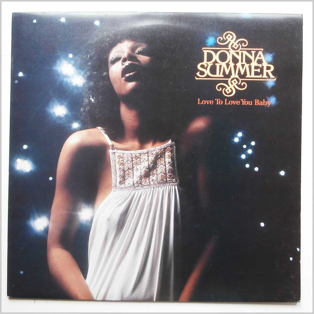 Donna Summer - Love To Love You Baby (GTLP 008)