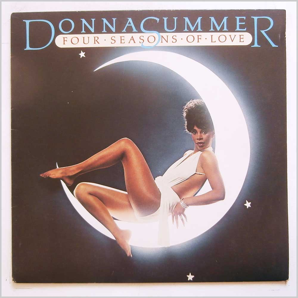 Donna Summer - Four Seasons Of Love (GTLP 018)
