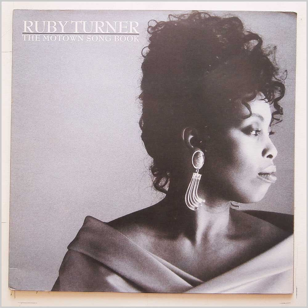Ruby Turner - The Motown Song Book (HIP 58)