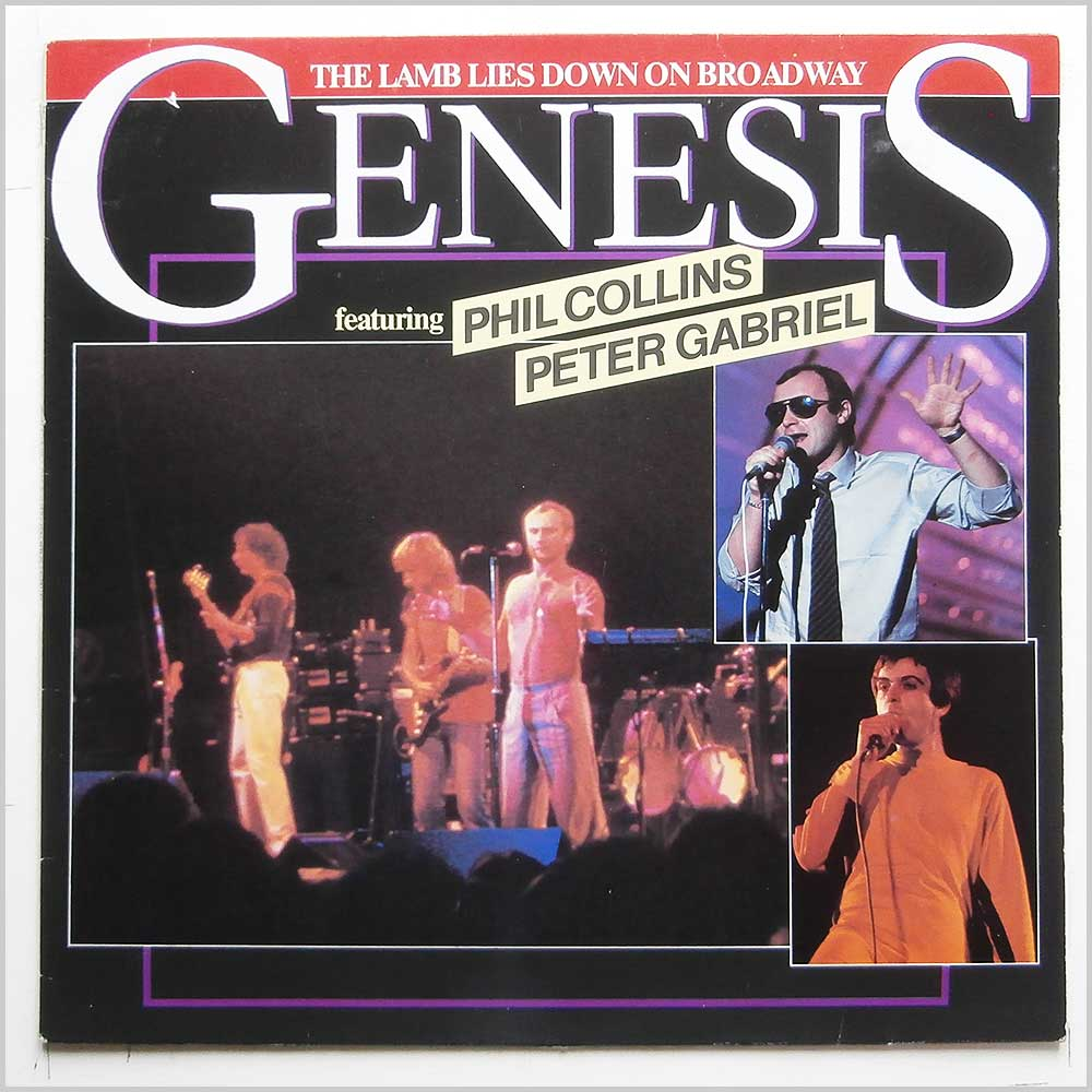 Genesis - The Lamb Lies Down On Broadway (HRS 15)