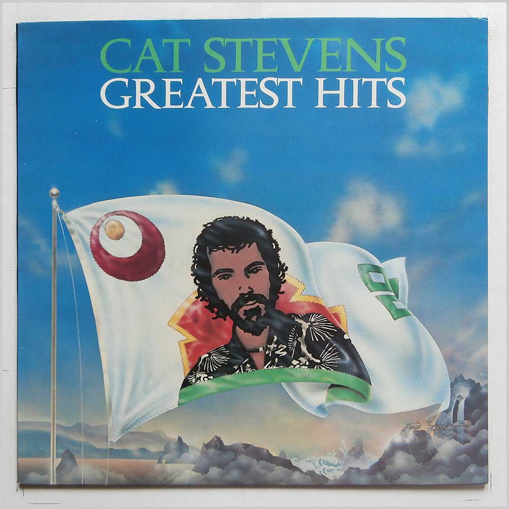 Cat Stevens - Greatest Hits (ILPS 9310)