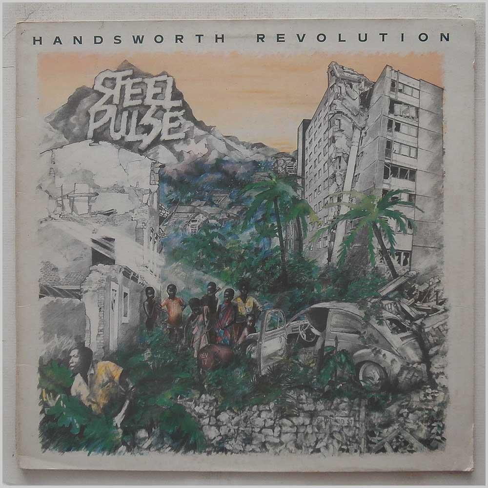 Steel Pulse Handsworth Revolution Records Lps Vinyl And