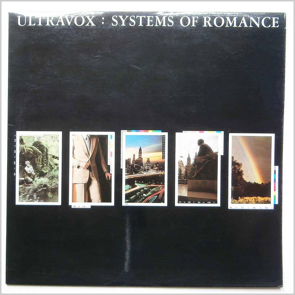 Ultravox Systems Of Romance Records Lps Vinyl And Cds