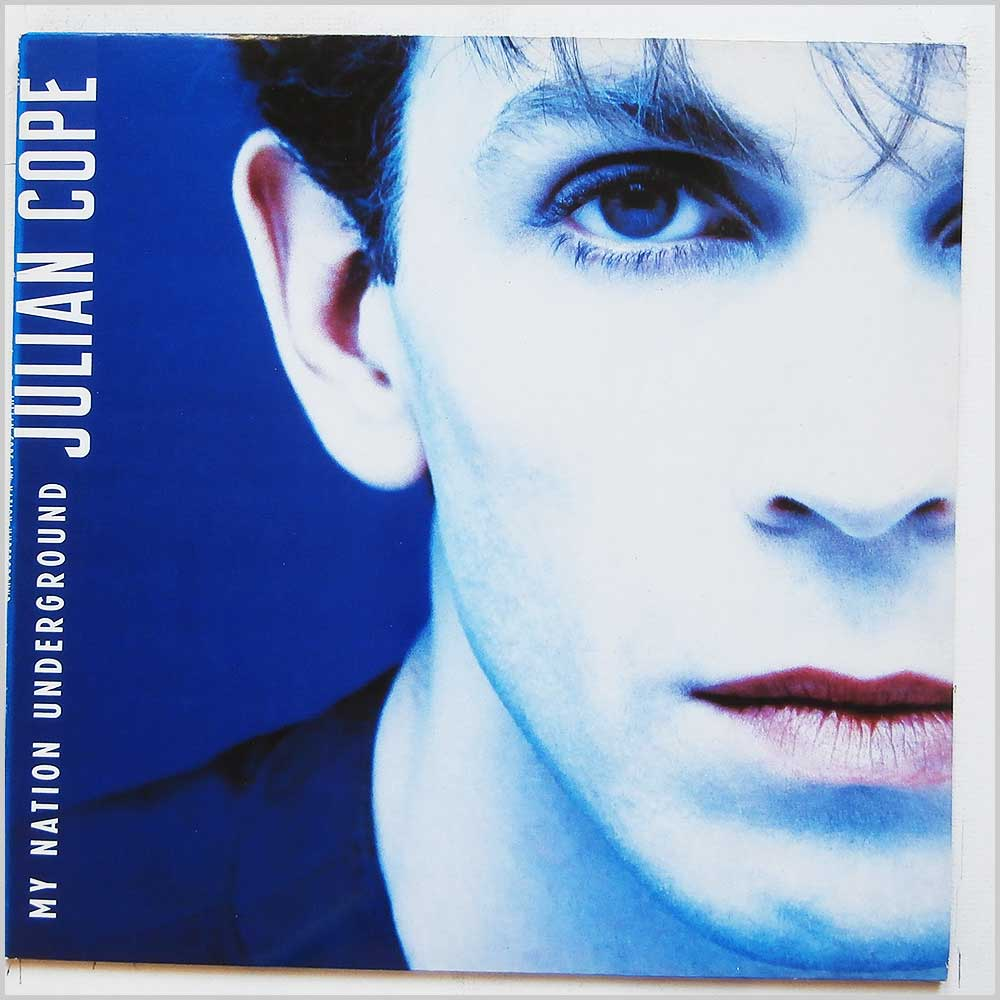Julian Cope - My Nation Underground (ILPS 9918)