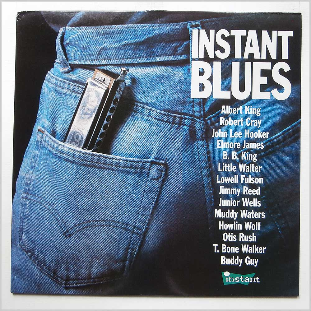 Various - Instant Blues (INS 5011)
