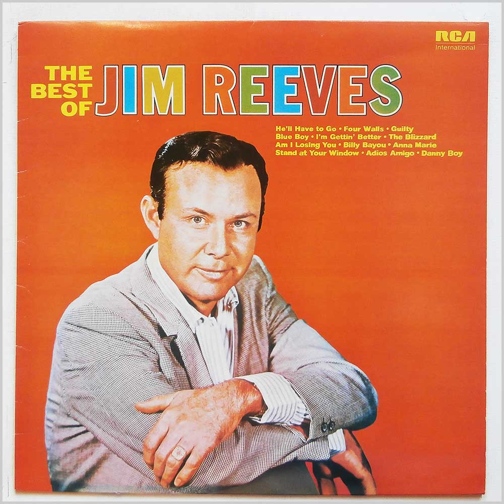 Jim Reeves - The Best Of Jim Reeves (INTS 5087)