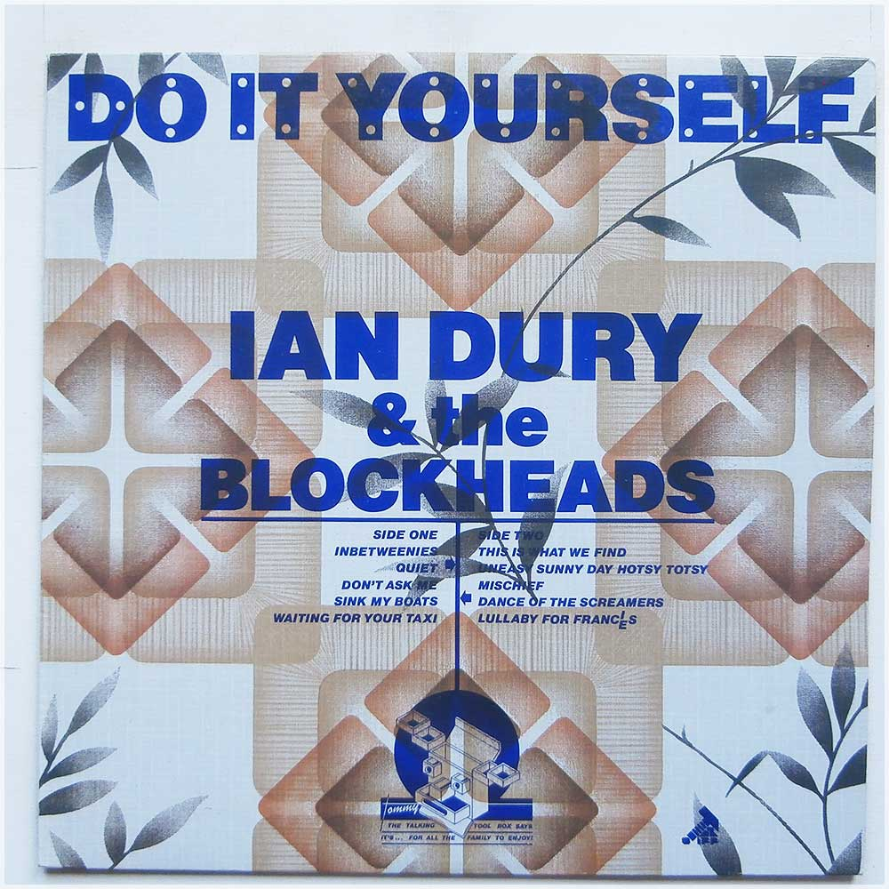 Ian dury do it yourself records lps vinyl and cds musicstack do it yourself solutioingenieria Gallery