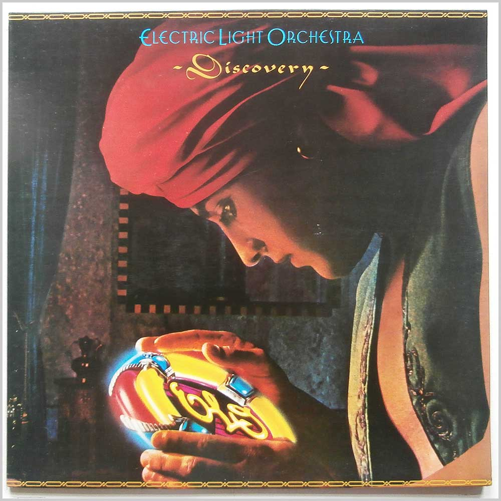 Electric Light Orchestra - Discovery (JET LX 500)