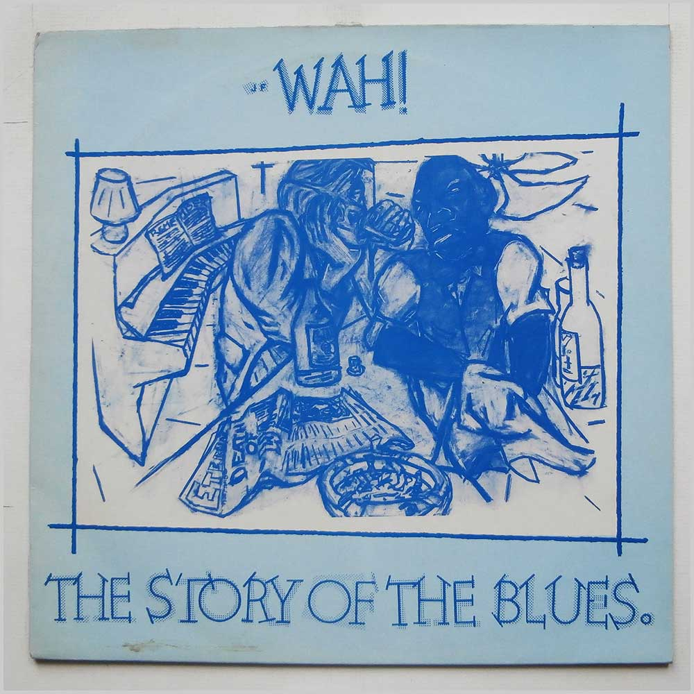 Pete Wylie - The Story Of The Blues (JF1 T)