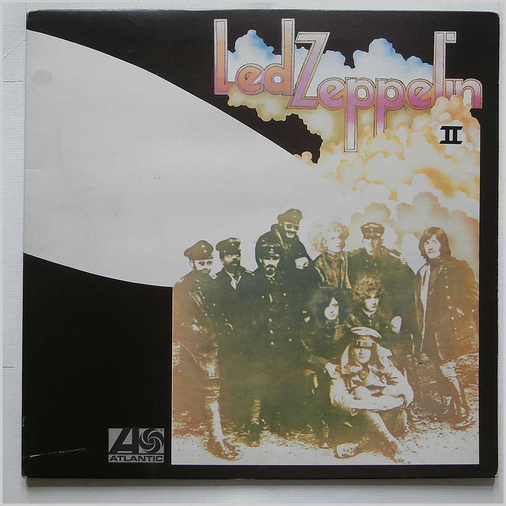 Led Zeppelin - Led Zeppelin 2 (K40037)