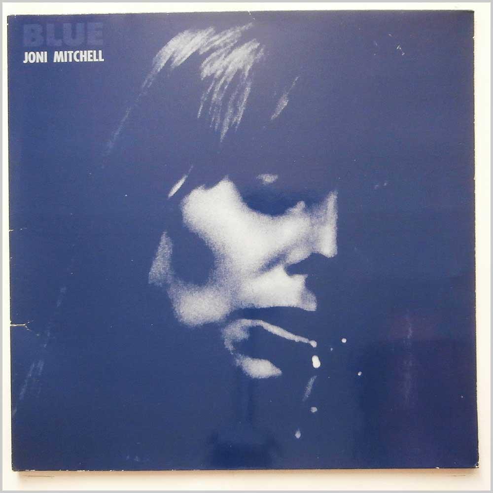 JONI MITCHELL - Blue - LP