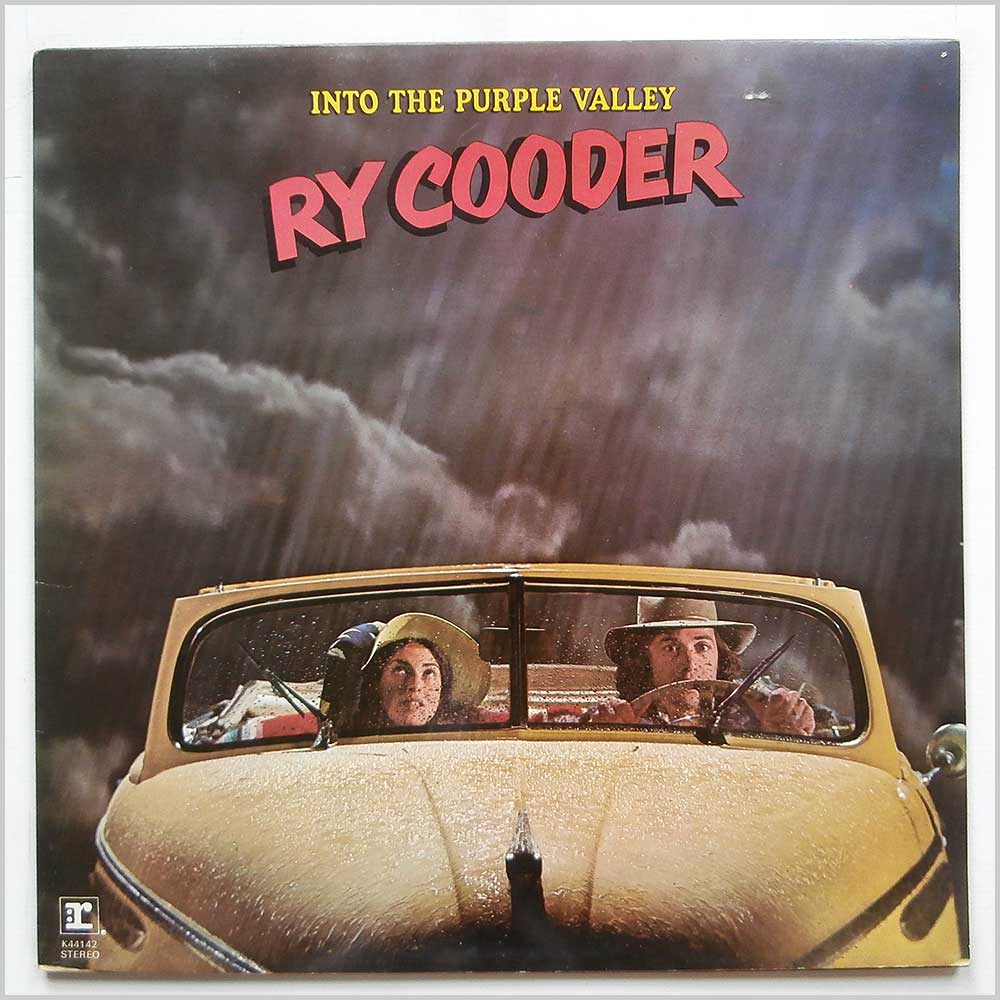 Ry Cooder - Into The Purple Valley (K 44142)