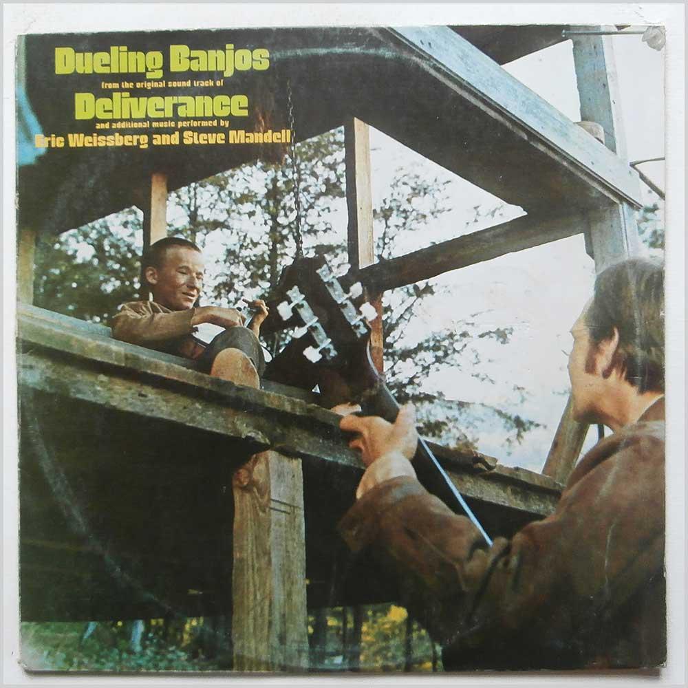 Deliverance Soundtrack Vinyl Eric Weissberg Dueling Banjos