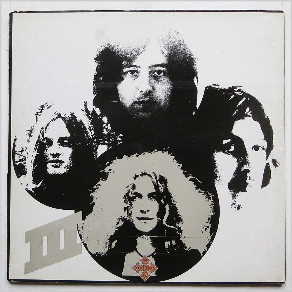 Led Zeppelin - Led Zeppelin III (K 50002)
