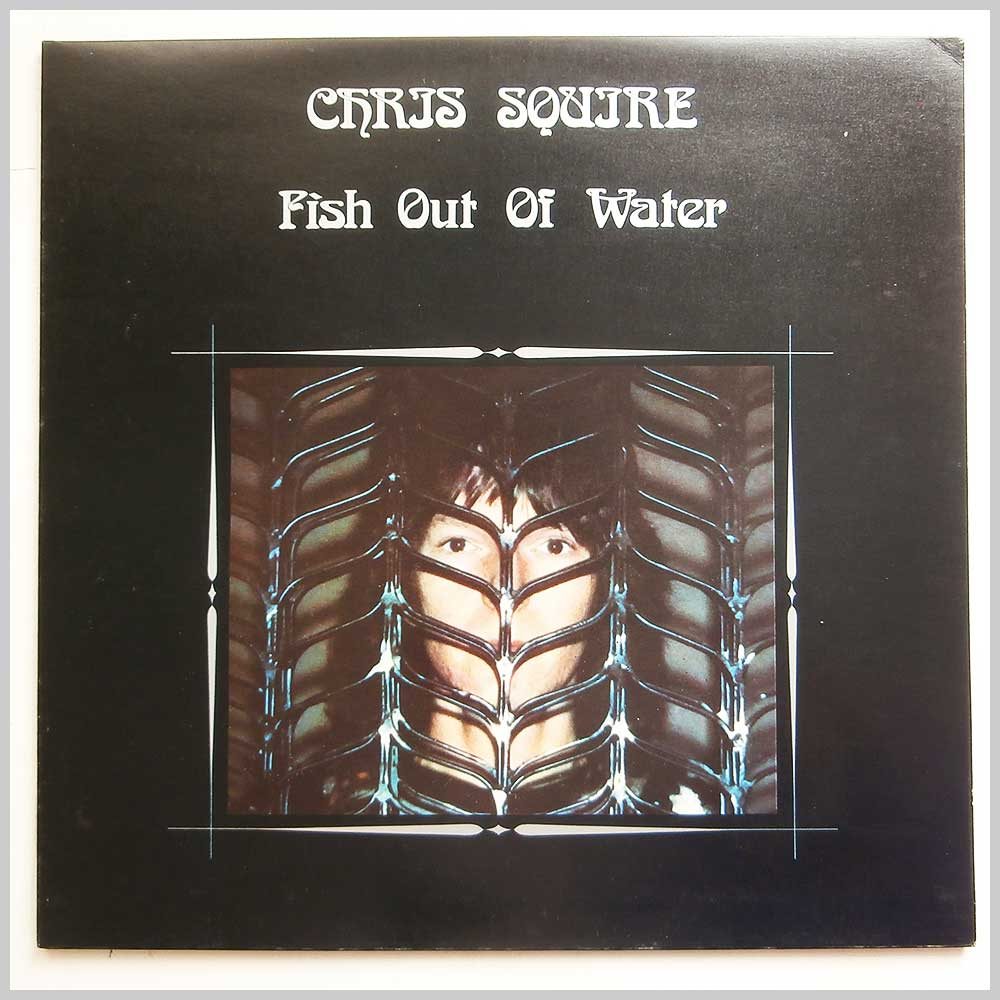 Chris Squire - Fish Out Of Water (K50203)