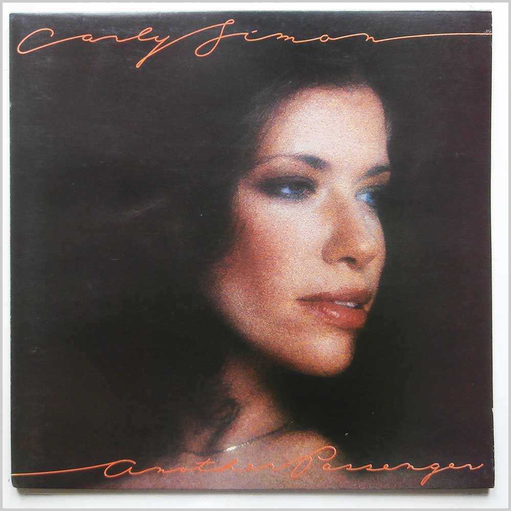 Carly Simon - Another Passenger (K52036)