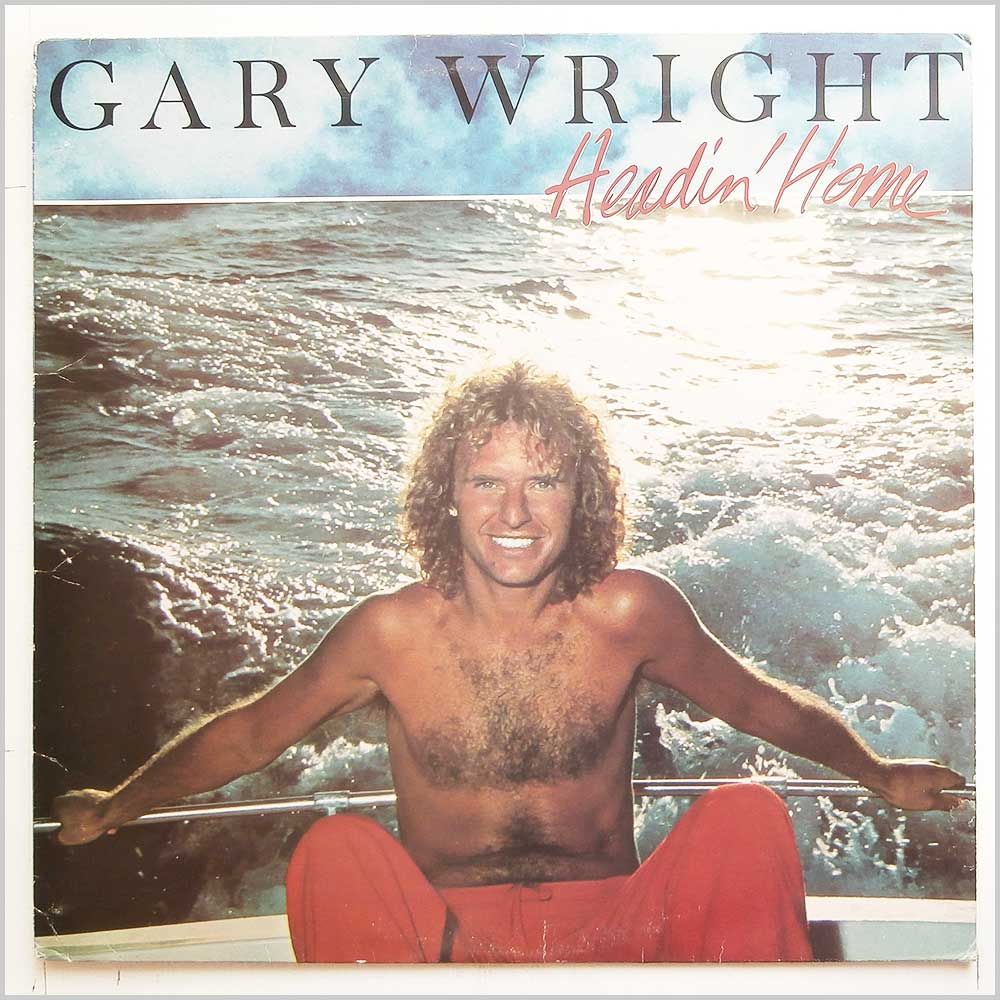 Gary Wright - Headin' Home (K 56585)