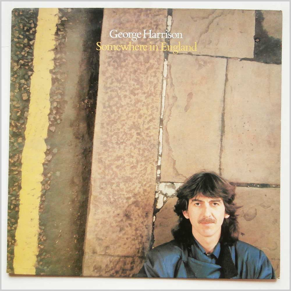George Harrison - Somewhere In England (K56870)
