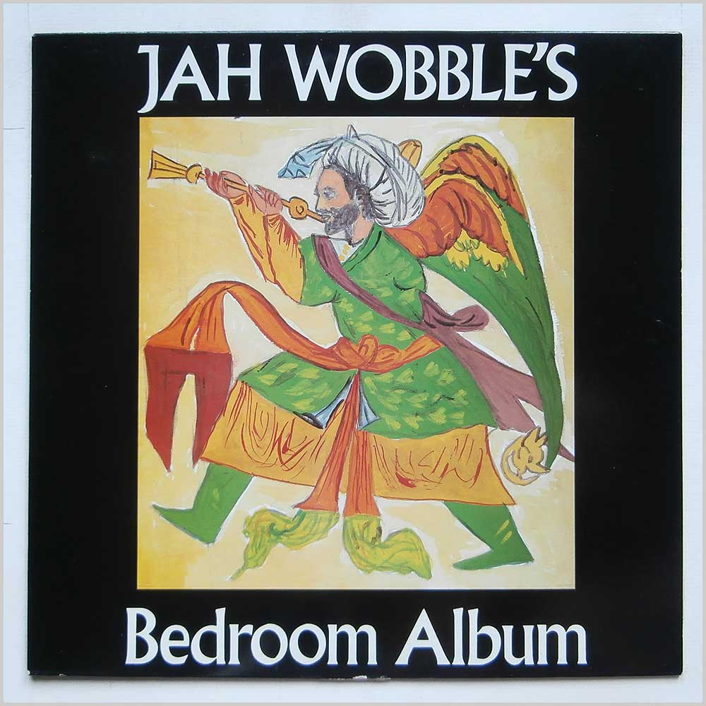 Jah Wobble - Bedroom Album (LAGO 3)